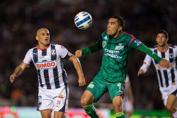 Chiapas y Monterrey tienen prácticamente en sus manos el pase a l...