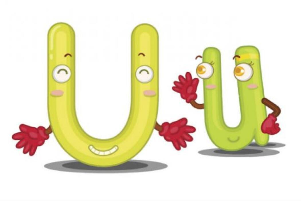 U - u