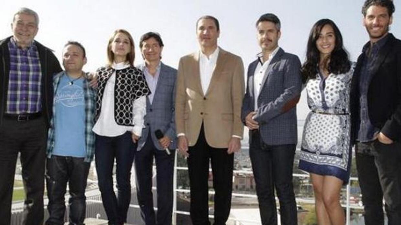 Esmeralda Pimentel, Erick Elías y Claudia Ramírez entre otros iniciaron...