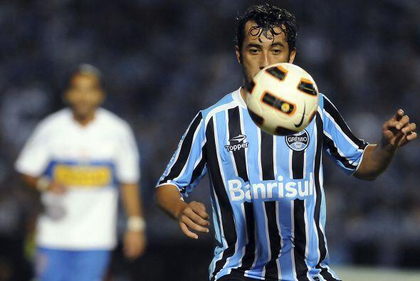 Así el Gremio, muy criticado por los medios de Porto Alegre, debe...
