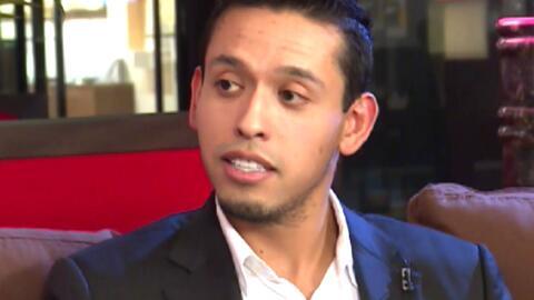 Iván Aguilera quiere conocer a sus hermanos biológicos Luis Alberto y Jo...