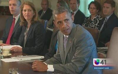 Obama aún no se decide a tomar acciones en materia migratoria