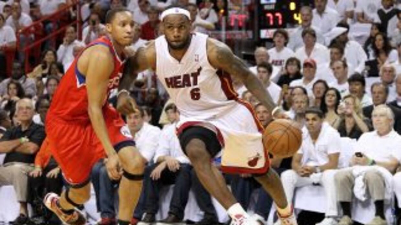 No fue fácil, pero se consiguió. Por primera vez desde 2006, el Heat de...