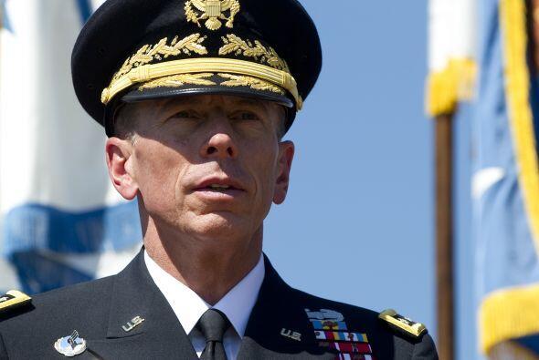 Será Michael Morell, número dos de la agencia de inteligencia, quien le...