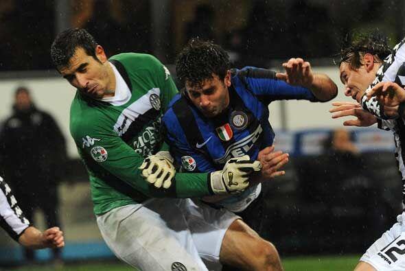 El Inter nunca se rindió y luchó con todo para quedarse co...