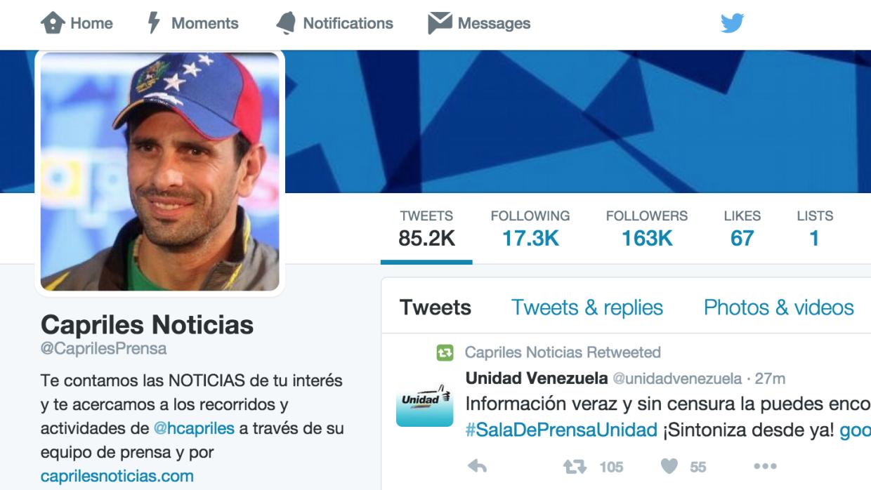 En redes sociales líderes opositores celebran la victoria