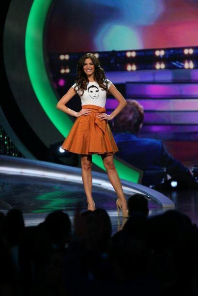 Viviana Ortíz actuó como la abogada en la telenovela con M...