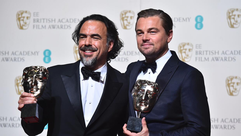 Leonardo DiCaprio, por su parte, obtuvo el Bafta al mejor actor.