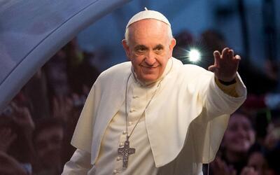 El papa Francisco no descarta que hombres casados puedan convertirse en...