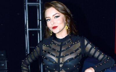 Angelique Boyer le copió el look a Chiqui Delgado y Galilea Montijo