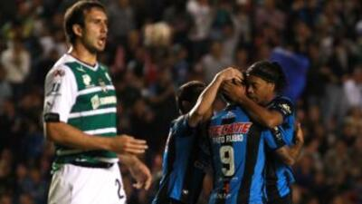 Querétaro ganó por goleada
