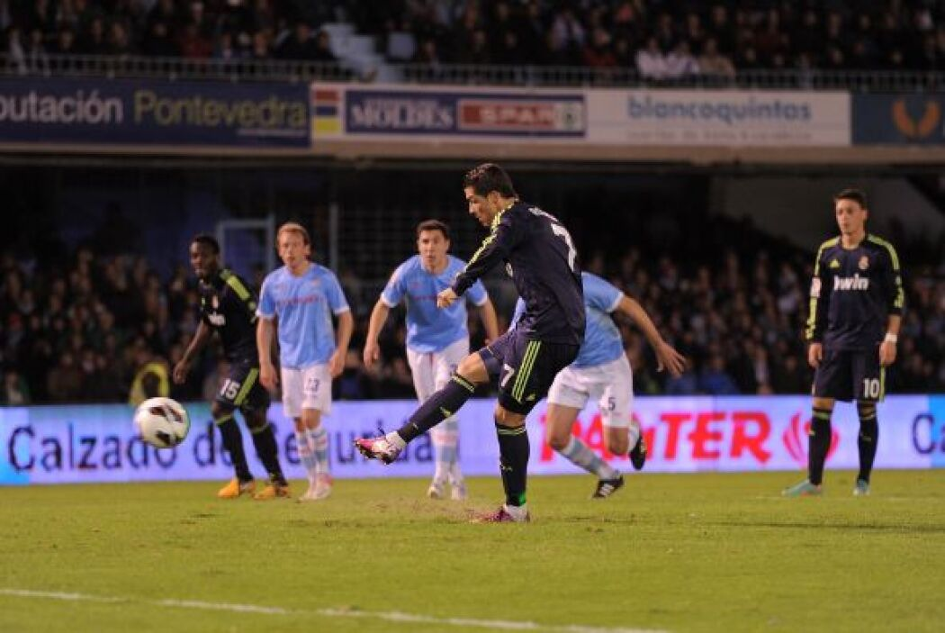 Erigido como la figura del Real Madrid, esta vez le dio el triunfo a los...