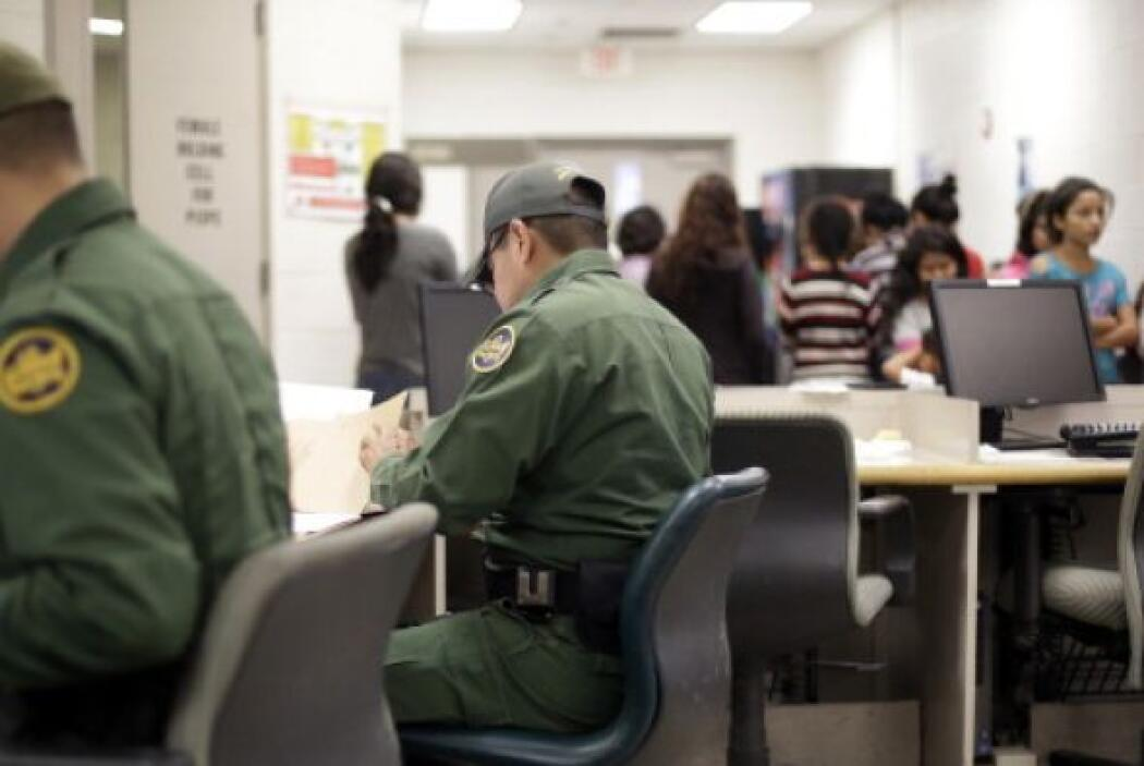El lugar está listo para detener mercancías sospechosas en la frontera y...
