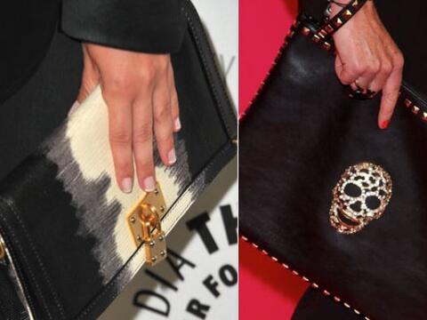 Estos dos elementos han destacado en el mundo de la moda. Mira aqu&iacut...