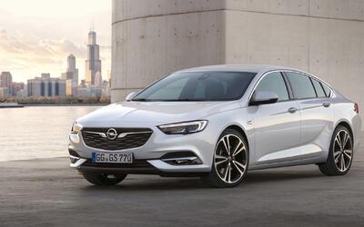 El Opel Insignia 2018 vendido en la Unión Europea será uno...