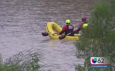 Condado Travis afectado por las inundaciones