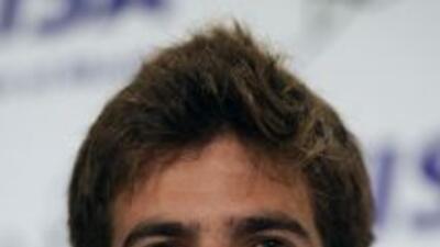 El argentino Del Potro espera recuperarse de su lesión para estar en el...