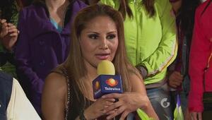 'La Barbie Juárez' sufre tremendo susto