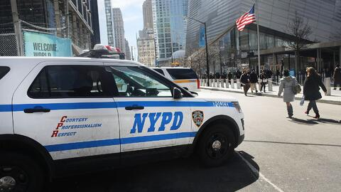 'Nueva York en un Minuto': intensifican la búsqueda del hombre que ingre...