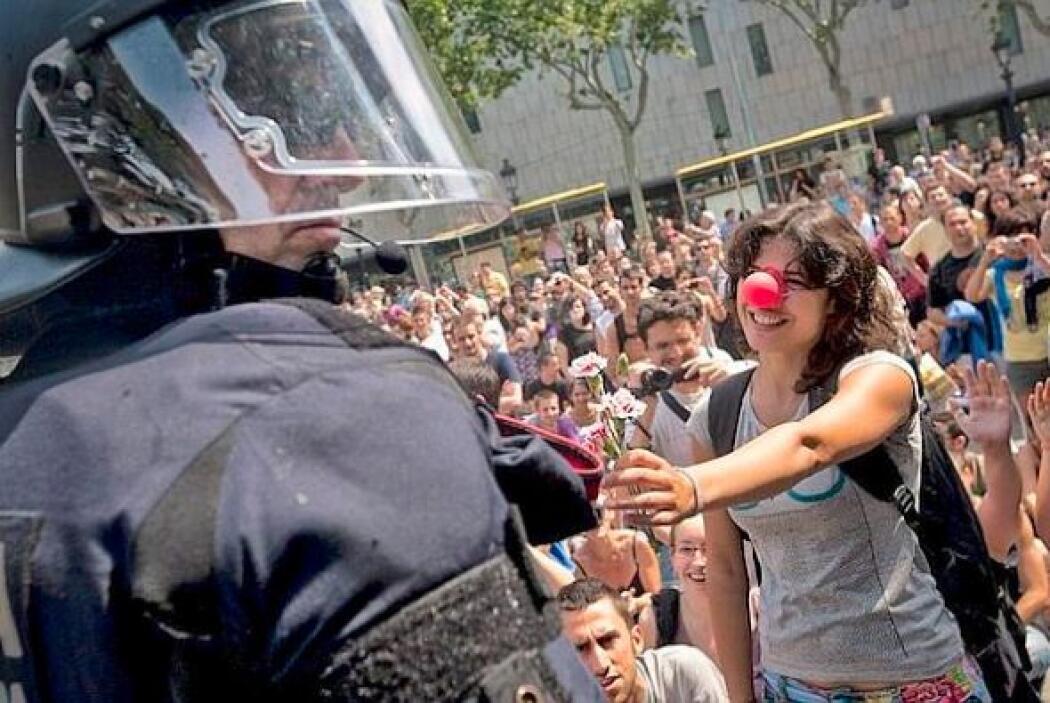 Sonríe.  Juanma L. Fuentes nos manda esta imagen de una de las últimas m...