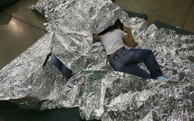 En últimos tres años casi 150,000 menores indocumentados no acompañados...
