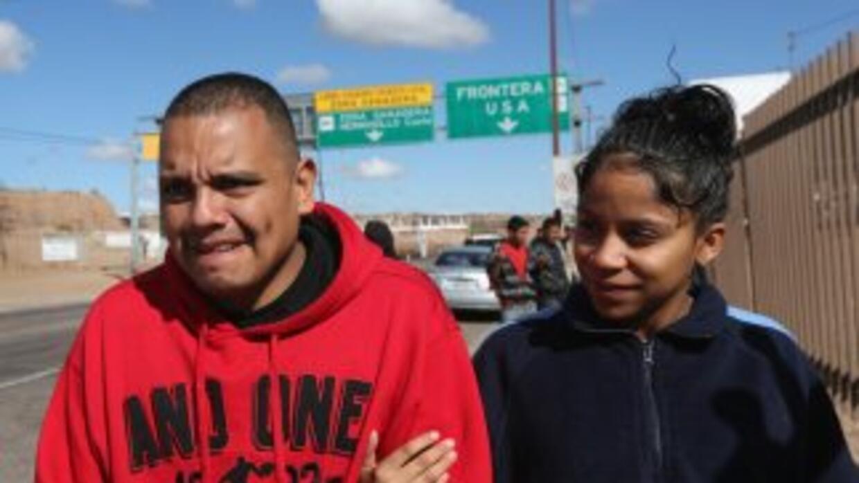 La vida en la frontera Estados Unidos-México cambió drásticamente tras l...