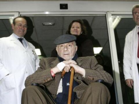 Alfredo Di Stéfano murió a la edad de 88 años, quie...