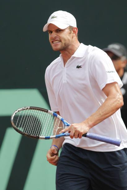 Pero Roddick no iba a ceder tan fácil.