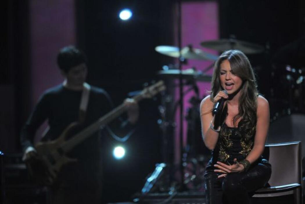 Con esta presentación en 2010, Thalía contagió de romanticismo a todo el...