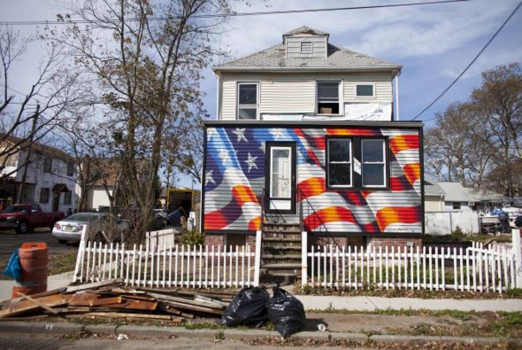 Los propietarios de viviendas dañadas todavía no saben cómo obtener los...