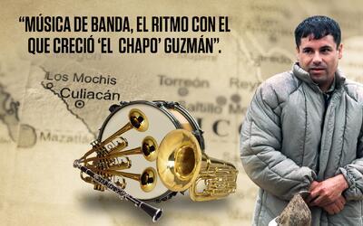 'El Chapo' Guzmán nació en un rancho en Badiraguato, Sinal...