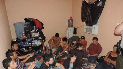 Capturan a 31 inmigrantes indocumentados