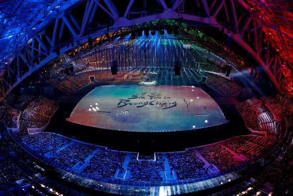 Los rusos sumaron 13 de oro, 11 de plata y 9 de bronce, el doble que en...