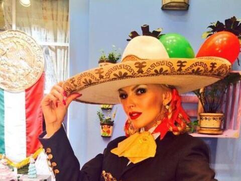 No importa que Marjorie de Souza sea venezolana, ella se siente muy mexi...