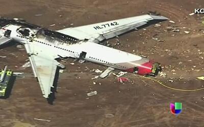 Asiana y Boeing enfrentan acciones legales