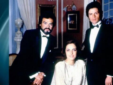 """""""Cuna de Lobos"""" es una de las telenovelas clásicas que más impacto tuvie..."""