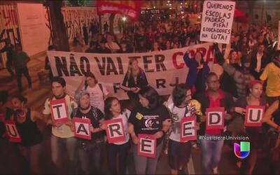 La crisis Mundial en Brasil: Huelgas, protestas y el descontento del pue...