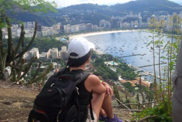 Una de las características de Río, es la gran cantidad de lugares con un...