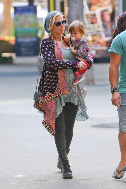 Otra mamá a la que le entró el síndrome 'fashionist...
