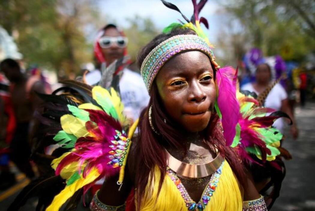 Las calles de Brooklyn se llenaron de color, ritos y miles de afrocaribe...