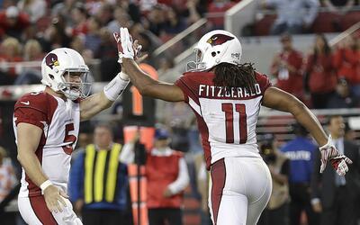 Cardinals capitalizó errores de 49ers para llevarse la victoria