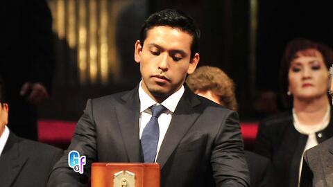 Iván Aguilera publicó un comunicado de prensa donde reveló que cumplirá...