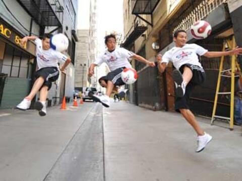 Los 'Futboleros' serán una de las atracciones en los Tecate Premi...