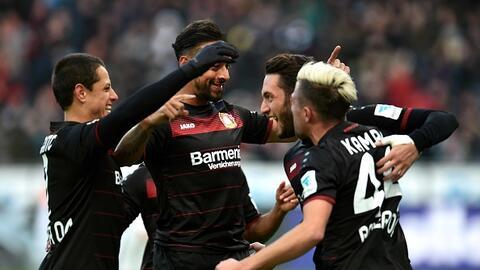 Bayer Leverkusen, Hertha Berlin