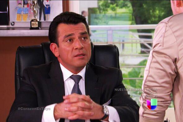 ¿Te imaginas lo que hará Fernando cuando descubra que Diego Nicolás no e...