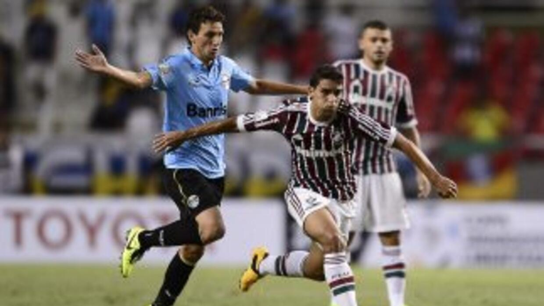 Dos pesos pesados de Brasil, Gremio y Fluminense se verán las caras por...