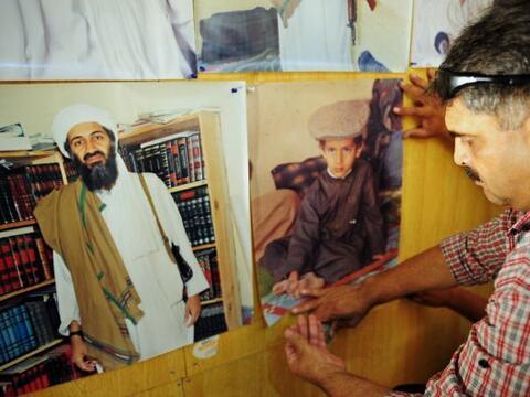 Los hijos de Osama Bin Laden no están  muy convencidos de la muerte de s...