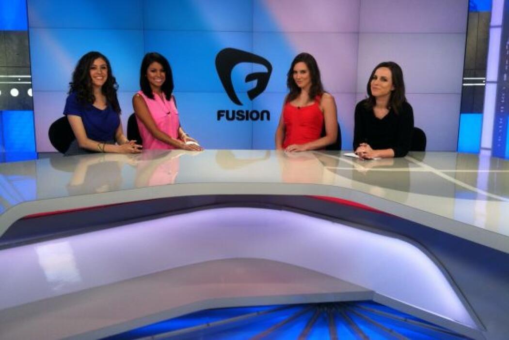 Fusion es un canal de jóvenes para jóvenes. La audiencia objetivo tieen...