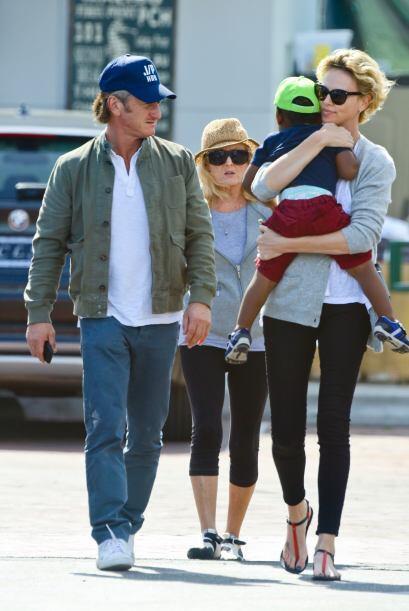 Sean Penn ha demostrado que quiere absolutamente todo al lado de su amor...
