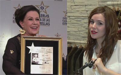 Laura Zapata le lanzó tremendo arañazo a su sobrina Camila Sodi por su s...